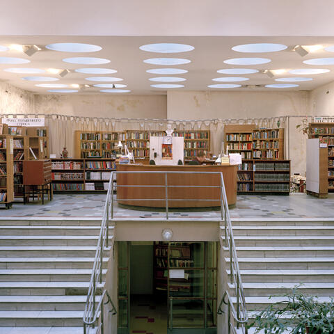 The Reading Hall