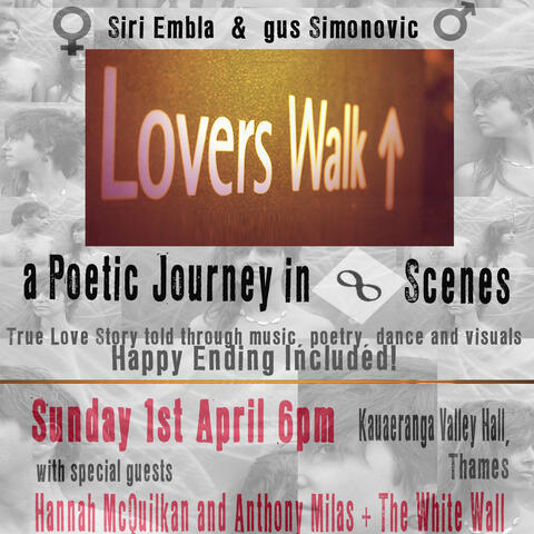 Lovers Walk-Fundraiser for Sudarshanaloka, Land of Beautiful Vision