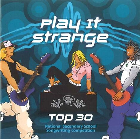 Play It Strange Top 30 Vol. 2 2005 cover