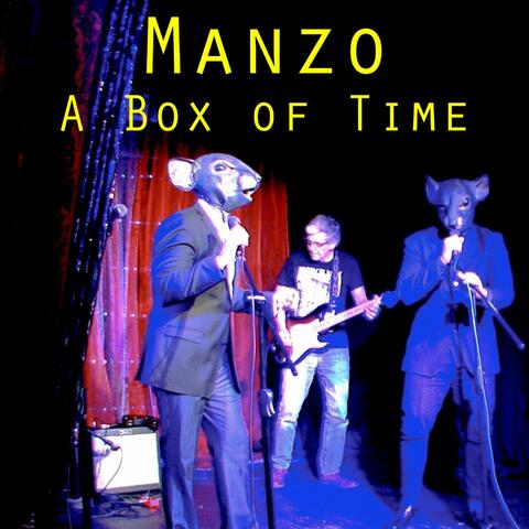Manzo - A Box of time single - Image 1