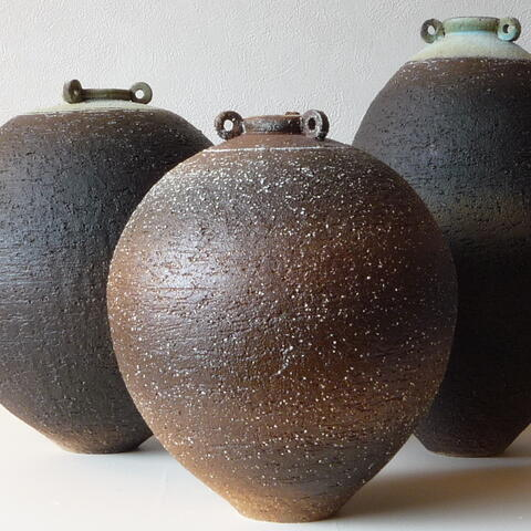 Portly Pots by Stephen Bailey Ceramics