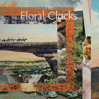 Desert Fire by The Floral Clocks