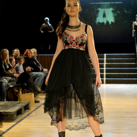 NZ Eco Fashion Show 2014