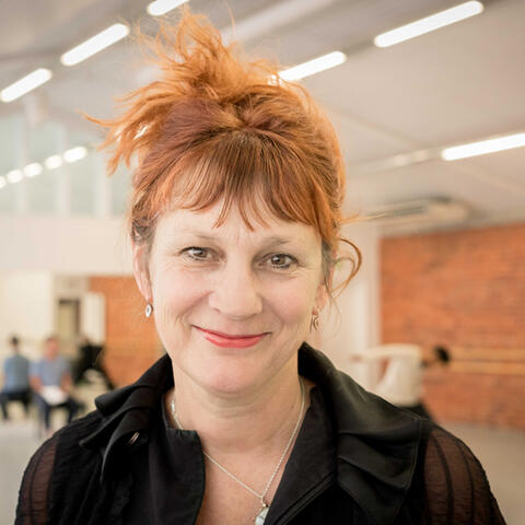 The NZ Dance Company CEO and artistic director Shona McCullagh