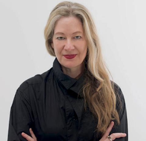 Rhana Devenport. Photo: Auckland Art Gallery Toi o Tāmaki