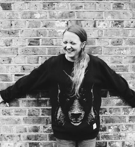 Scottish poet Hollie McNish will be at Word Christchurch. Photo by Helmi Okbara.