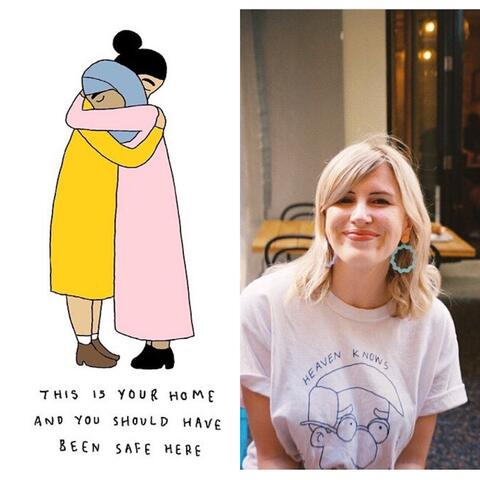 illustrator Ruby Alice Rose and her work