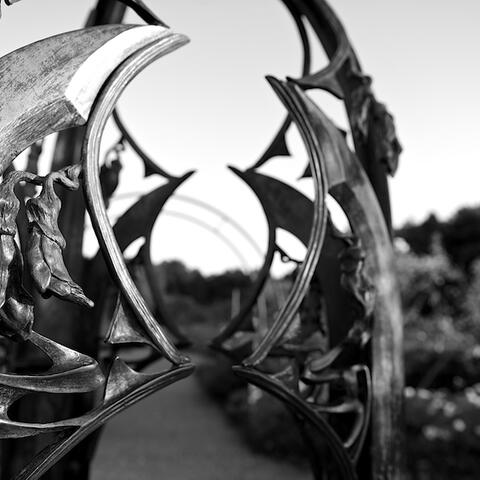 'Kowhai' Sculpture by Samantha Lissette, courtesy of the artist