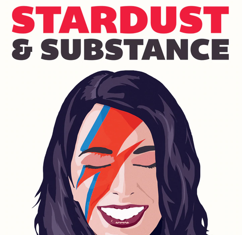 Stardust and Substance book cover