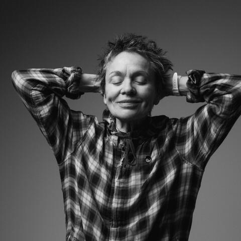 Guest curator Laurie Anderson