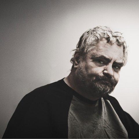 Daniel Johnston. Image: Peter Juhl.