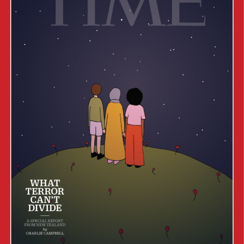 Image: Ruby Jones/Time Magazine