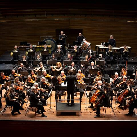 New Zealand Symphony Orchestra.