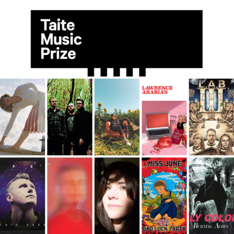 This year's Taite Music Prize finalists.