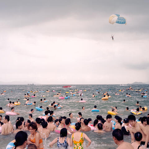 Coastline No.2, 2009. Photo: Zhang Xiao, courtesy Blindspot Gallery