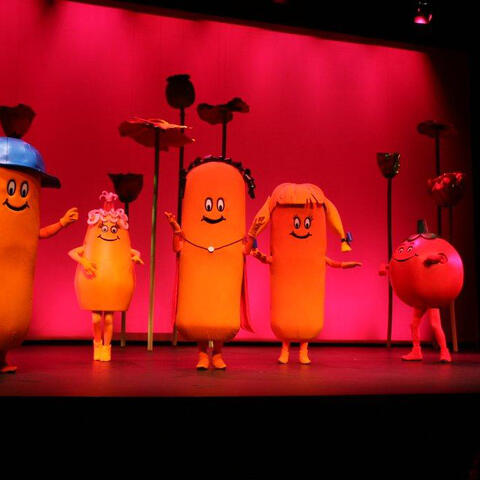 Silly Sausage theatrical kids show