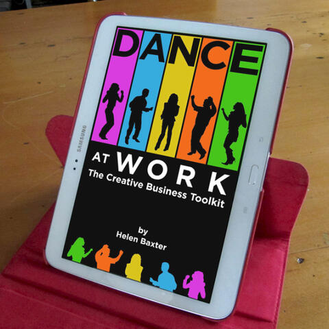 Dance at Work by Helen Baxter. Photo by Designgel.