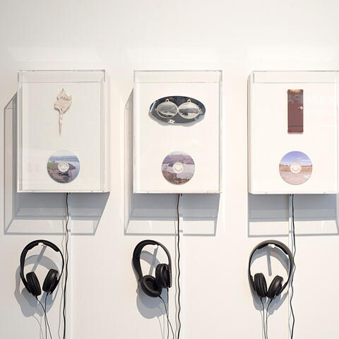 Areta Wilkinson, Whakapaipai—Jewellery as Pepeha installation view. Photo / John Lake.