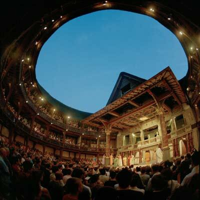 Globe Theatre. Photo by John Tramper.
