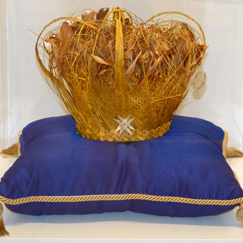 Maureen Lander - Crown Grab Bag 1995.