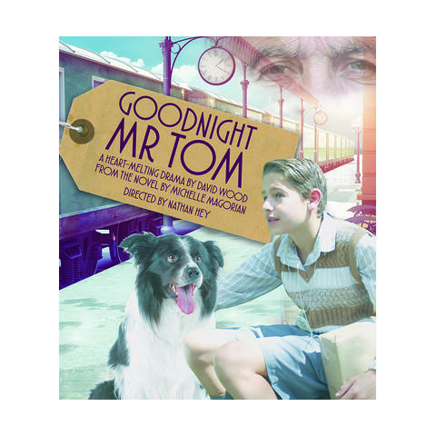 Goodnight Mr Tom Poster