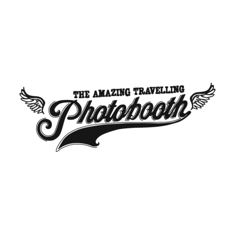 The Amazing Travelling Photobooth logo