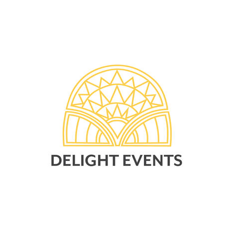 Delight Events logo