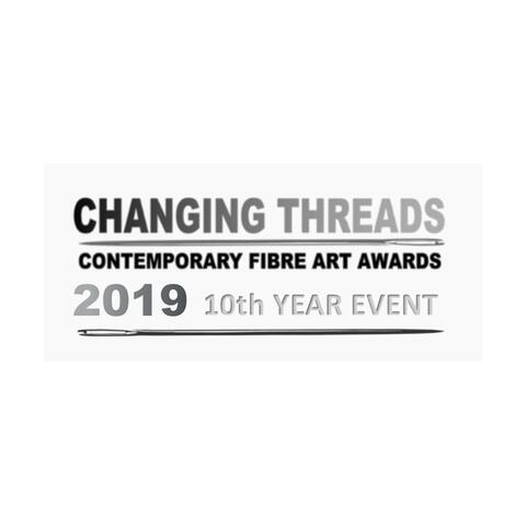 Changing Threads Contemporary Fibre Art Awards 2019