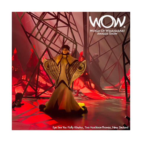2019 World of WearableArt Open Auditions for Models/Performers