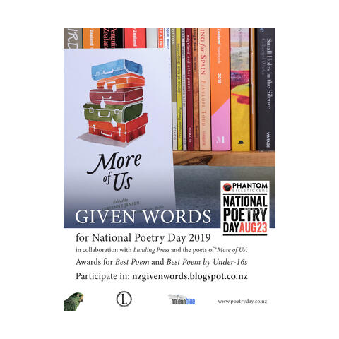 Given Words' for National Poetry Day | Work | The Big Idea