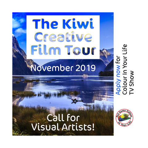 Colour in Your Life Kiwi Creative Film Tour