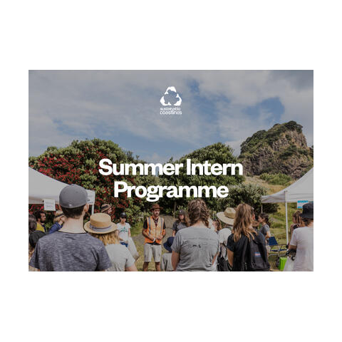 Sustainable Coastlines Intern Programme