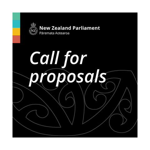 Artwork Commission for Parliament - Call for Proposals