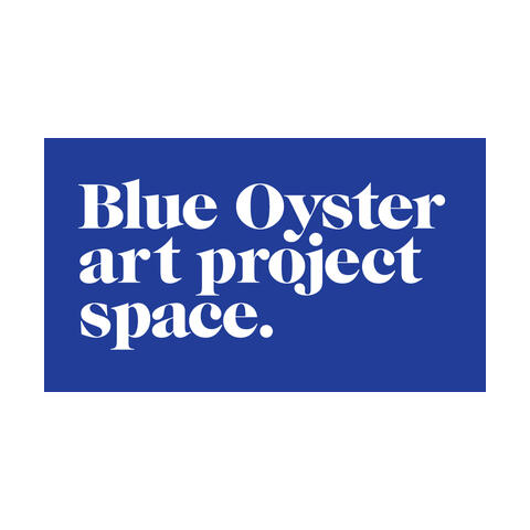 Blue Oyster Art Project Space logo