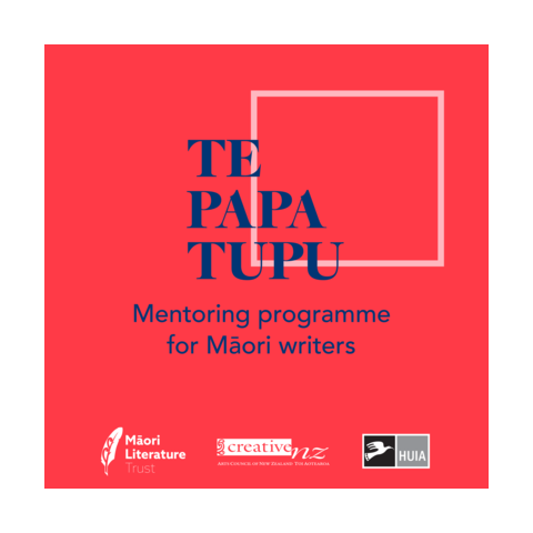 Te Papa Tupu | Mentoring programme for Māori writers