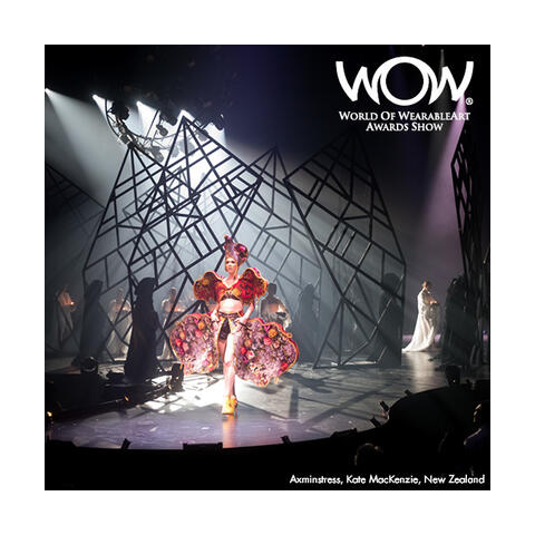 2021 World of WearableArt Awards Show Auditions