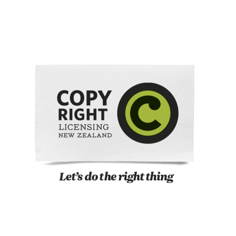 Copyright Licensing New Zealand