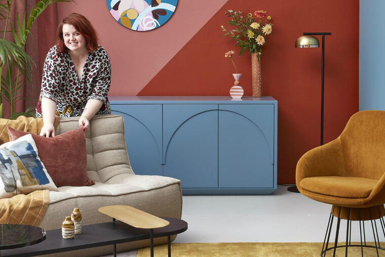 Photo by Wendy Fenwick at Flash Studios for Dulux NZ and Homestyle magazine.