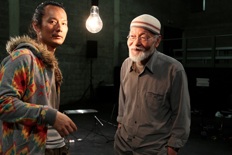 Akio Suzuki and Aki Onda
