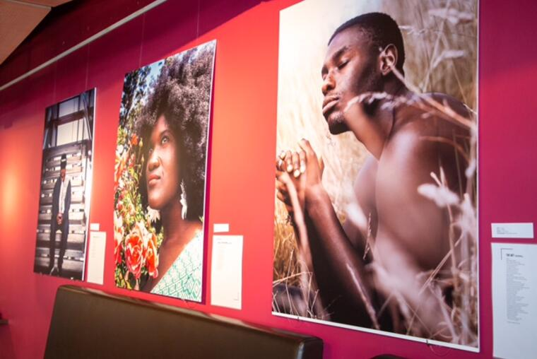 """Untold Secrets: Hidden Gifts of Our Ancestors"" exhibition. Photo: Femi Matthew"